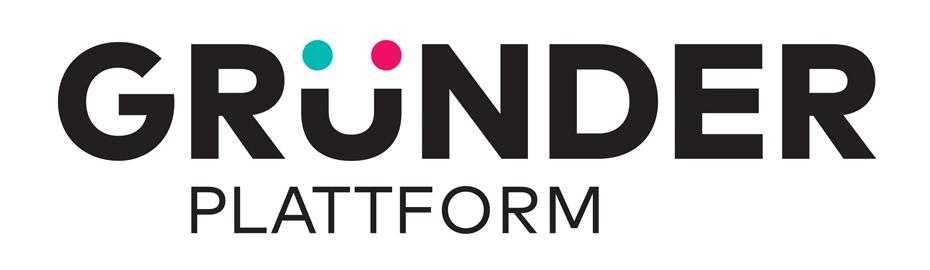 Logo Gründerplattform