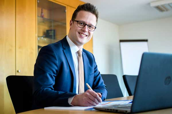 Marc-Oliver Mahnke - Firmenkundenberater