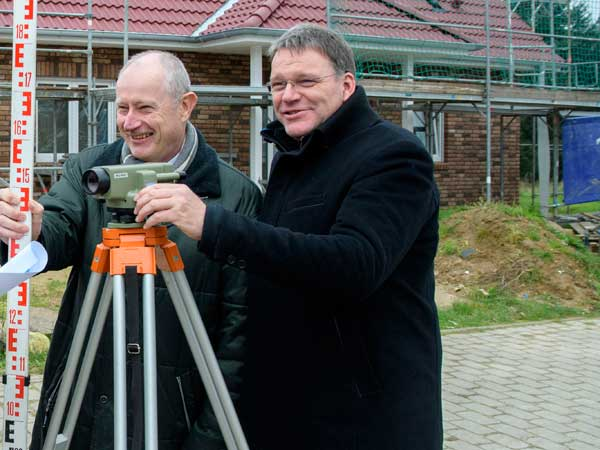 Projektbegleitung für Bauträger - Volksbank Lüneburger Heide eG