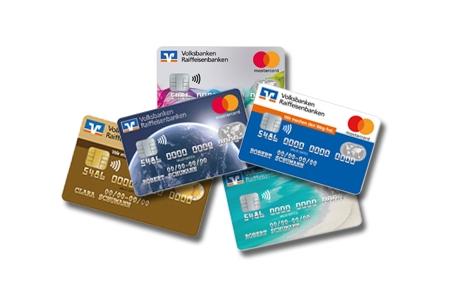 Kreditkartenübersicht